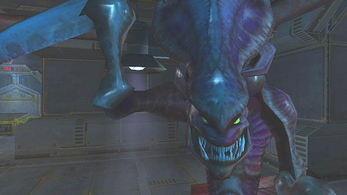 Screenshot de Starcraft: Ghost.