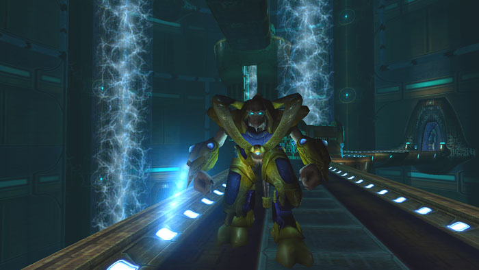 Screenshot de Starcraft: Ghost.