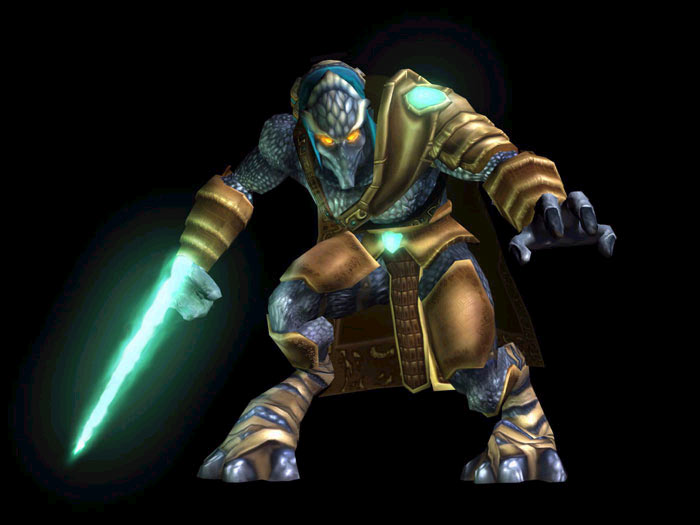 Image réalisée par Blizzard (septembre 2002)