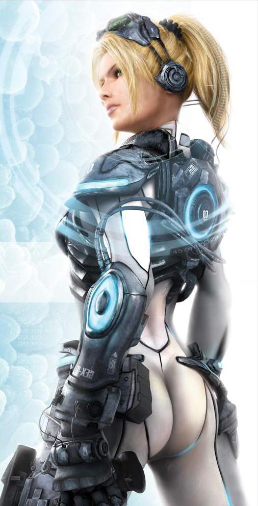 Artwork de Starcraft: Ghost (mai 2004)
