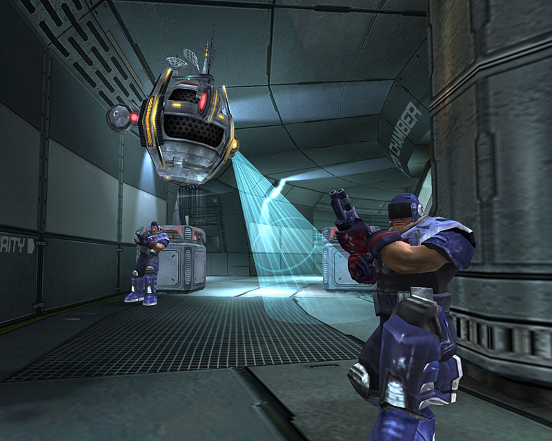 Screenshot de Starcraft: Ghost (août 2005).