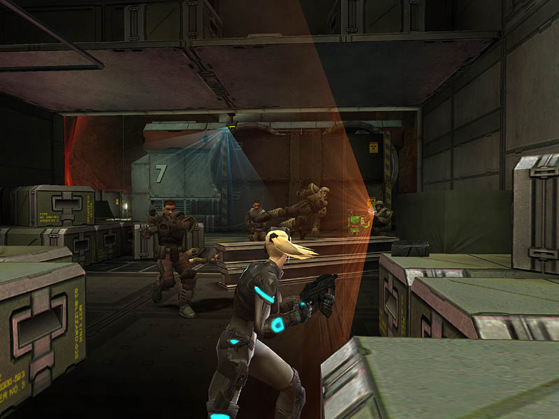 Screenshot de Starcraft: Ghost (décembre 2005).