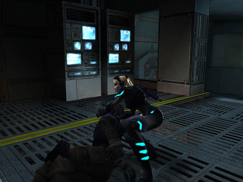 Screenshot de Starcraft: Ghost (décembre 2005).