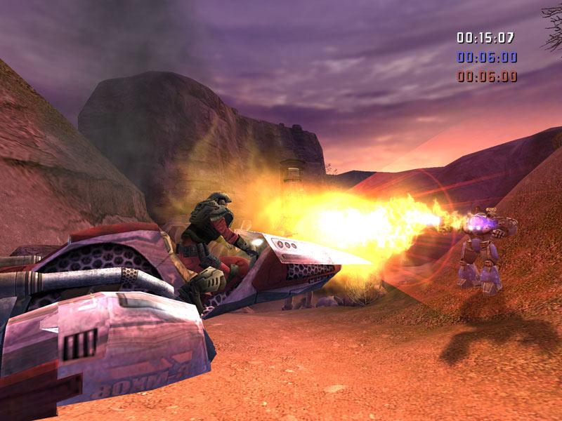 Screenshot de Starcraft: Ghost (janvier 2006).