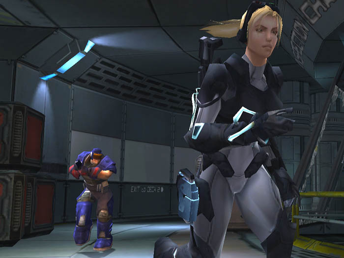 Screenshot de Starcraft: Ghost (mai 2005).