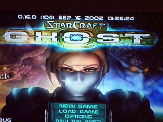Screenshot de Starcraft: Ghost