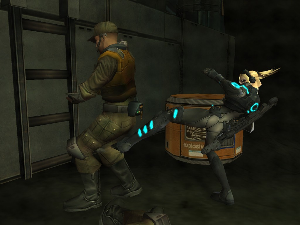 Screenshot de Starcraft: Ghost (octobre 2005).