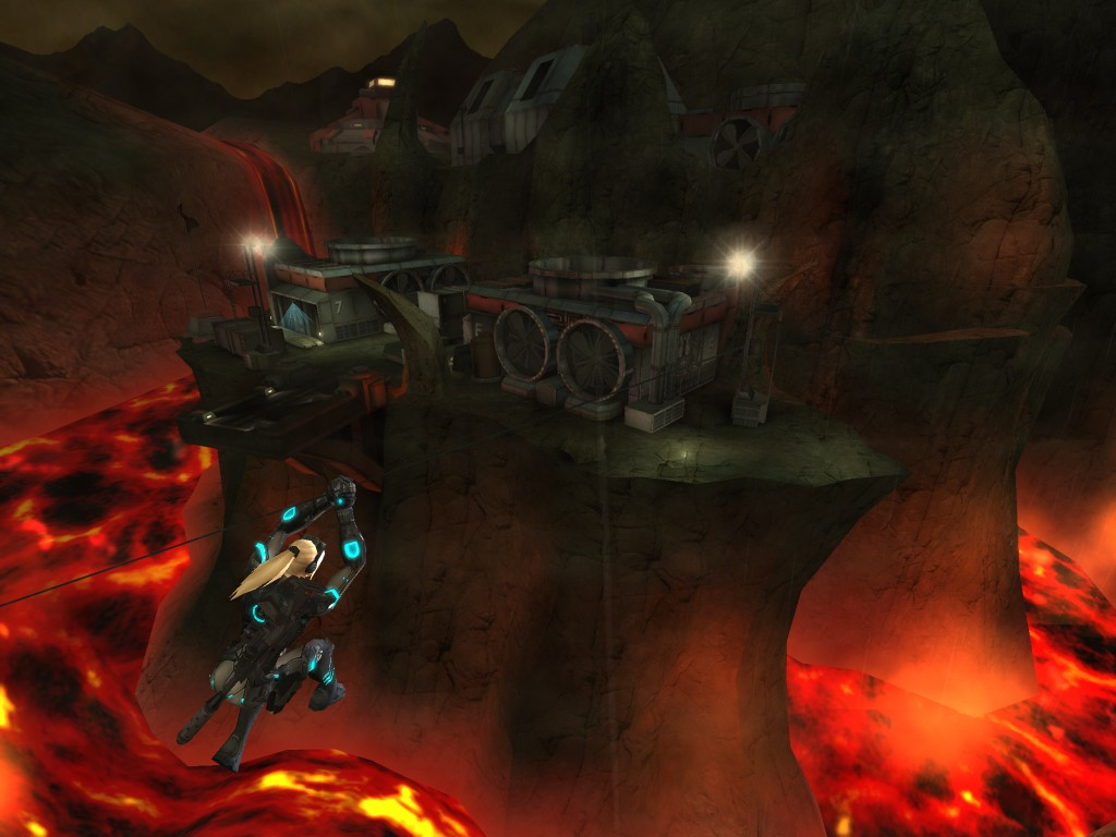 Screenshot de Starcraft: Ghost (octobre 2005).