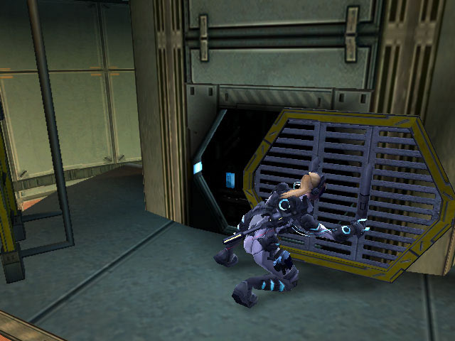 Screenshot de Starcraft: Ghost (septembre 2005).
