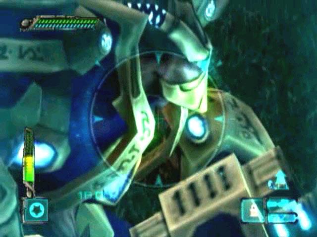 Screenshot de la vidéo diffusée pendant l'E3 2003
