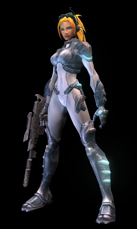 Les armes de Nova